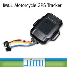 JIMI Newest Fashionable Fashinable waterproof gps two wheeler tracker with SOS Button and Remote Engine Cut Off Function