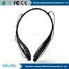2015 top quality patent neckband bluetooth headset with TF card slot for iPhone 5