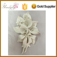 high quality handmade porcelain flower for decoration crafts wholesale