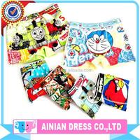 A-001# Cheap China Underwear Wholesale Cartoon Boys Underwear Children Boxer Shorts