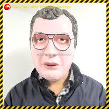 Real Human Face Mask Plastic Face Mask Mould