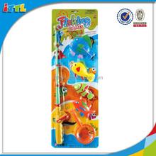M0059019 Kids bath toy fishing plastic magnetic fishing game toys