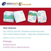 TWINS Top grade Baby Diaper from Manufacturer