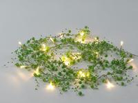 Beads decor light string, Christmas Lights LED fairy light garland