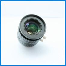 best selling product 16mm fixed focus cmos camera lens 2/3'' F1.4 Manual iris cctv lens