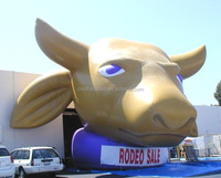 Giant Inflatable Animals , replica OX HEAD
