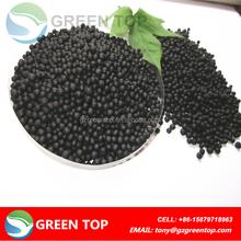 natural leonardite potassium humate fertilizer