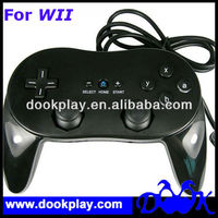 2nd Classic Controller for Wii Remote Black