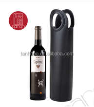 leather wine carrier, Leather Wine Carrier for Wine Packaging