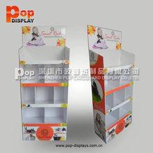 special design sweet nuts display pos
