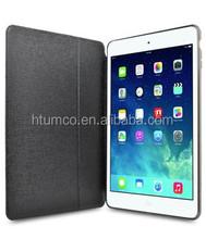 Newly design premium Ultra Slim case, Air Frame PU case, case for Apple iPad Air