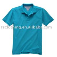 Mens Short Sleeve 100 Cotton Pique Polo Shirts