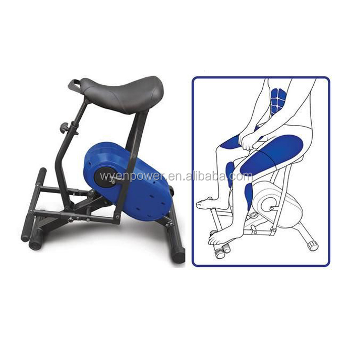 Bowflex Treadclimber Results Before And After: Manual Horse Riding Machine / Ab Core Trainer/horse Riding