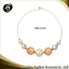 Keep returning hundred percent jewelry,engagement cloth accesory,Chinese pearl choker necklace