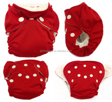 Adjustable Breathable Newborn Snaps Diapers With Inserts 2015 Wholesale