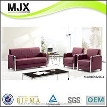 Top level most popular upholstery hotel lobby single seat sofa