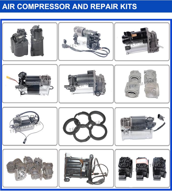 Avant et arrière ressorts de suspension pneumatique pour audi A8 Q7 A6C5 C6 air printemps sacs de réparation kits 4F0616001J 4Z7616051D 7L8616040B