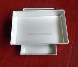 aluminum freezer tooling box, Maritime seafood processing aluminum freezing box, contact plate tray for processing seafoods