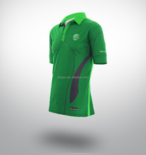 All over Sublimation printing plain sport polo shirt