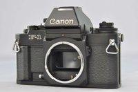 Film Camera Used Canon New F1 AE