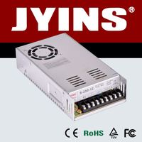 12V 20A 250W single output JYINS stylepower ac adapter