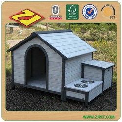 Outdoor luxurious dog house for sale DXDH018 (18 years professional factory)