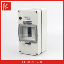 Low price FSCBN series switch box IP66 1gang/2gang/3gang/4P/4gang/6gang/8gang surface mount enclosure