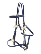 flexible endurance bridle for horse racing