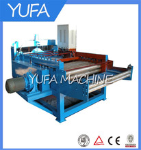 Exported Hot sale Tile cutting and levelling roll forming machine with high quality
