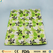 Comfortable Ice gel Ice Bed Mat with Cheap Price Green Turtle