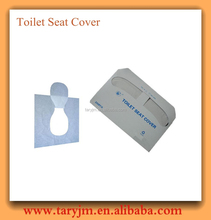 Folded Disposable Toilet Seat Paper Cover Travel Paper Toilet Seat Cover