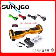 Suvgo new design hoverboard 6.5inch two wheels self balancing scooter 500w long life time