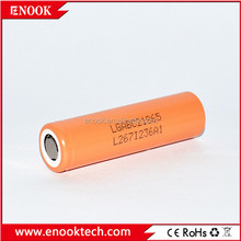 Original LG 18650 C2 3.7V 2800mah high capacity rechargeable lithium battery cell for vv mod,mechnical mod,provari