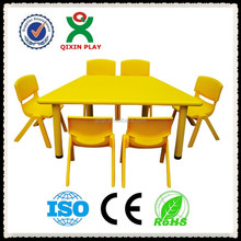 Guangzhou factory early childhood furniture,child table and chair,school desks and chairs