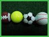 Bulk Buy from China Golf Souvenir Novelty Soccer Baseball Golf Balls