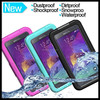 Universal Shockproof Plastic Waterproof Case Cover For Note 3
