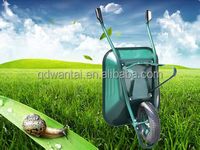 machinery electrical tool solid rubber wheel garden metal wooden handle wheelbarrow indonesia
