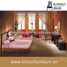 estilo de europa oriental para muebles de dormitorio del hotel conjunto