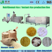 multi Nutrition mixed colorful rice production line
