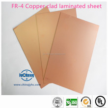 Hot selling fr4 copper clad pcb laminate sheet