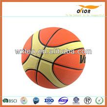 custom printed logo basketball new customized rubber basketballs