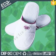 3 Stars MSDS eva slipper 2012 is hotel slippers