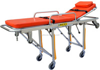 Medical Folding Ambulance Stretcher with Top Quality For Sale