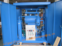 Enclosed Type Vacuum Transformer Oil Filtering Plant