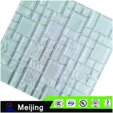Wholesale long chip mosaic tile for wallpapers