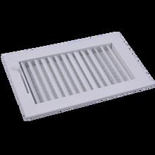 linear slot ceiling air vent registers