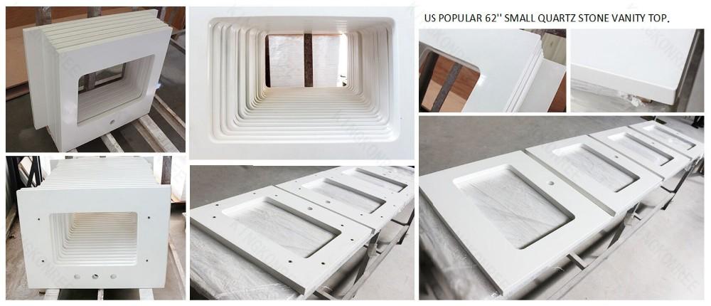 레스토랑 흰색 테이블 탑 대리석 kkr 고체 표면 조리대 재료 ...