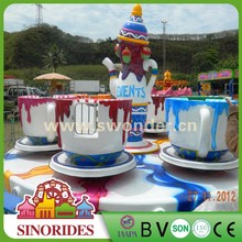 Coffee Cup! Family Amusement Park Rides! Attractions Park Machines for sale
