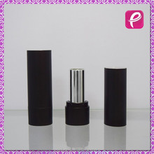 Luxury cosmetic packaging matte black lipstick