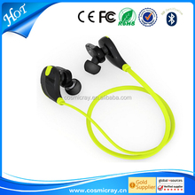 Made in china alibaba cheap necklace bluetooth headset phone